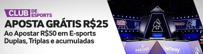 Betway Clube dos eSports